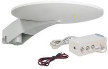 TRIAX Antenn UFO LTE700 FM/VHF/DAB/UHF Inkl. Nätdel