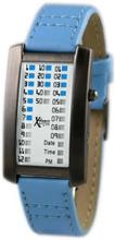XTRESS Unisexklocka XDA1030B (27 x 47 mm)