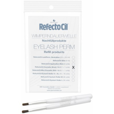 Refectocil Eyelash Perm Cosmetic Brush 2 stk