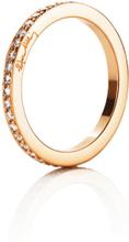 Efva Attling Stars & Signature Thin Ring Guld
