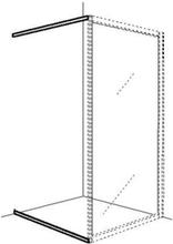 Ifö Solid SVGD N Golvlist 1200 mm Aluminium