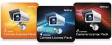 Synology Camera License Pack - Licens - 8 kameror