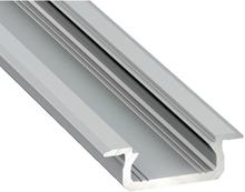 Nextec Aluminiumsprofil for LED-lister for innfelling