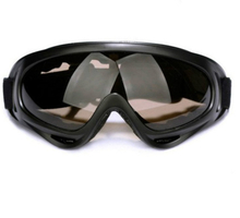 Skidglasögon / snowboardglasögon med uv-skydd - brun
