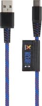 Xtorm Xtorm Solid Blue USB-C, 1m Kevlar 8718182273588 Replace: N/AXtorm Xtorm Solid Blue USB-C, 1m Kevlar