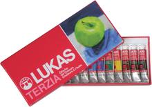 Lukas Oljefärgset - Terzia 12x12ml