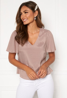 Happy Holly Mandy top Dusty pink 48/50
