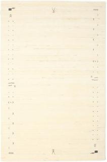 Gabbeh Loom Frame - Naturvit matta 190x290 Orientalisk Matta