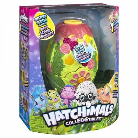 Hatchimals Colleggtibles Secret Scene
