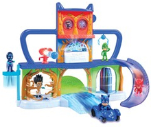 Pysjheltene PJ Mask Headquarter Playset