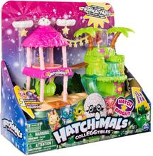 Hatchimals Colleggtibles Serie 4 - Tropical Party Lekesett