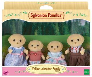 Sylvanian Families Yellow Labrador Familien 5182