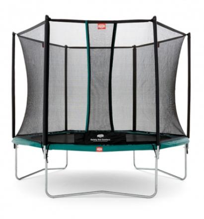 BERG Talent 300 + sikkerhetsnett Comfort