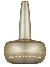 UMAGE Clava Lampeskjerm, Børstet messing