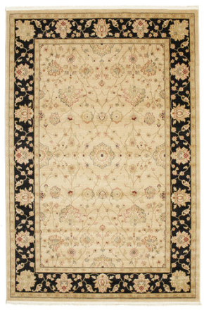 Farahan Ziegler - Beige matta 200x300 Orientalisk Matta