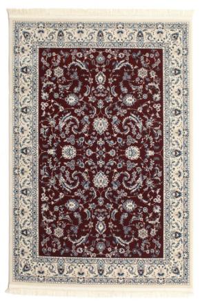 Nain Florentine - Mörk Röd matta 200x300 Orientalisk Matta
