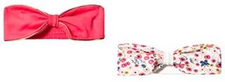Petit Bateau 2-Pack Bandeaux Headband Pink 18-36 mån