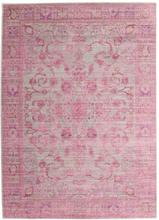 Maharani - Grå / Rosa matta 200x300 Modern Matta