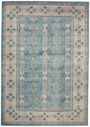 Zaina - Blå matta 160x230 Orientalisk Matta