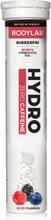 Bodylab Hydro Tabs (1x20 stk) - Berry