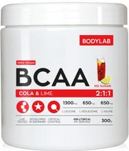 Bodylab BCAA Instant (300 g) - Cola & Lime