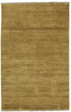 Handloom fringes - Olivgrön matta 120x180 Modern Matta