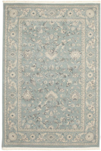 Ziegler Boston - Ljusblå matta 160x230 Orientalisk Matta