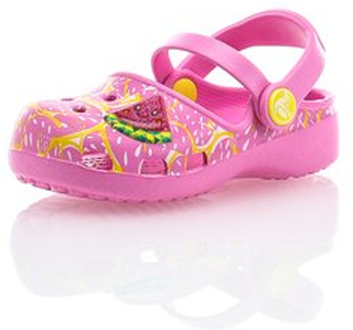 Crocs Karin Watermelon Clog Kid