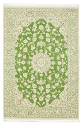 Nova Nain - Grön matta 160x230 Orientalisk Matta