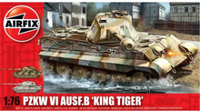 Airfix King Tiger 1:76