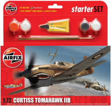 Airfix Curtiss Tomahawk IIB 1:72