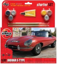 Airfix Jaguar E Type 1:32