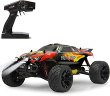 Vulcano Monstertruck RC Jamara 4WD NiMh LED Lampa 1:10 - 2,4 Ghz - 35 km/h