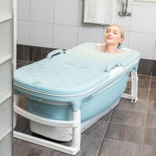 Krimo® badebalje for voksne sammenleggbar