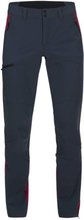 Light Softshell Carbon Outdoor Pants Women Steel Blue XS