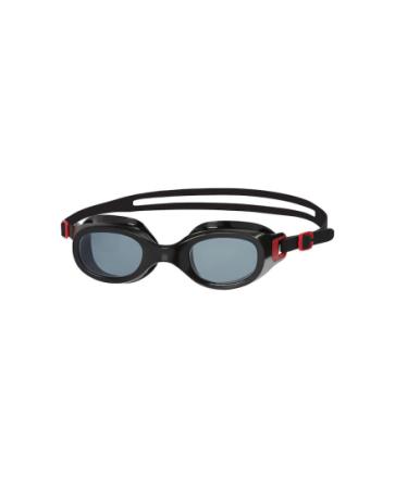 Speedo Futura Classic Svømmebriller Red/Smoke