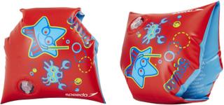 Speedo Sea Squad Armband Armpuffar Red/Blue