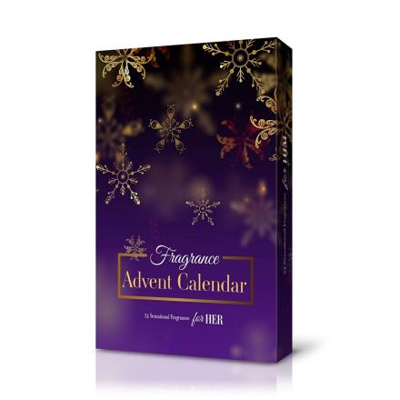 SAFFRON FRAGRANCE - Advent Calendar for Her