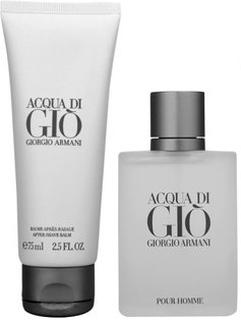 Giorgio Armani Acqua Di Gio Pour Homme Gift Set: EdT 50ml+AB 75ml