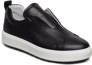 Wave Sole Slip On Sneak Sneakers Svart Apair