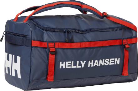 Classic Duffel Bag L Tummansininen