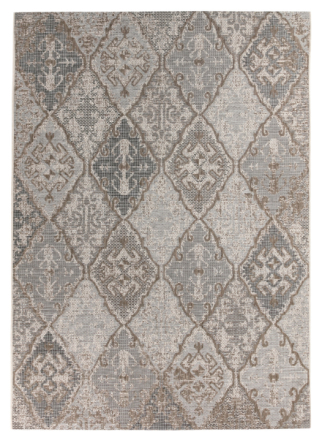 Oliver-matto, taupe-grey