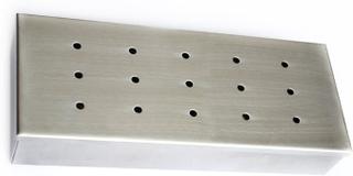 Röklåda av rostfritt stål