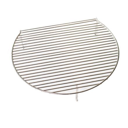Övre grillgaller av rostfritt stål (Grande)