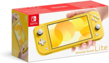 Switch Lite - Yellow