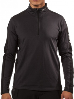 Icepeak - Robin Thermal 1/2 Zip men's fleece pullover (anthracite) - L