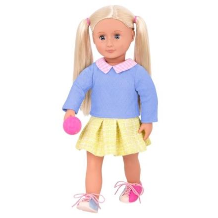 Our Generation - Retro Docka - Bonnie Rose 46 cm