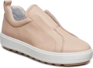 Wave Sole Slip On Sneak Sneakers Rosa Apair