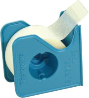 Tape kirurgisk Micropore 1,25cm x 9m m/dispenser