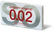 Sagami lateksivapaa kondomit 2 kpl